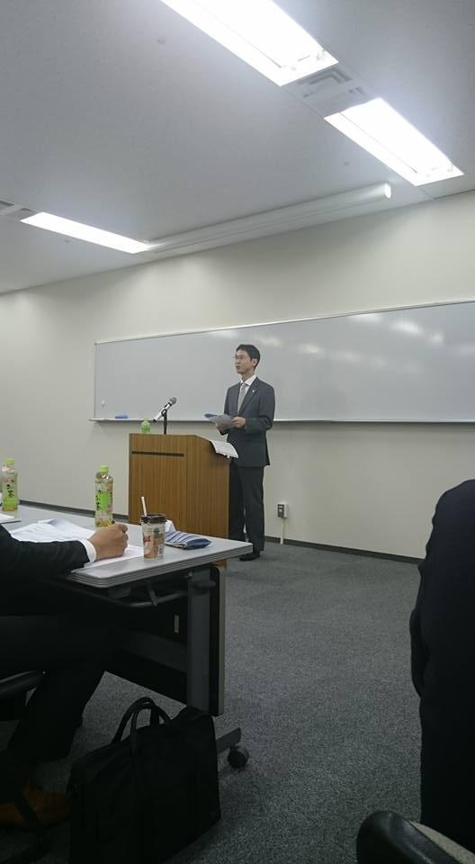 日本政策金融公庫協賛創業塾講義風景4
