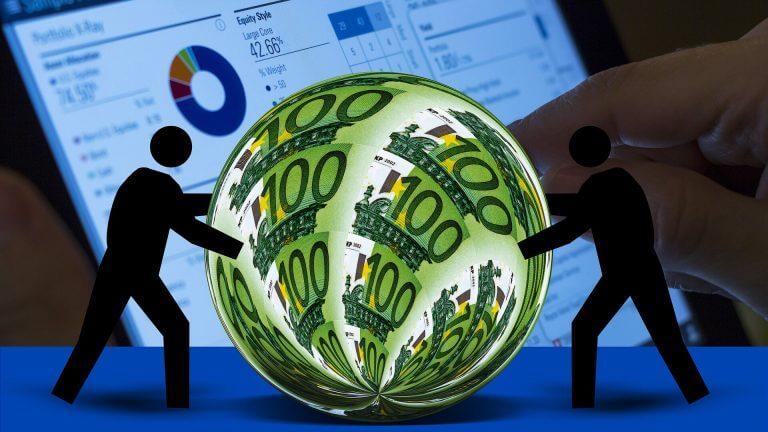 資金繰り改善支援のイメージ図